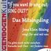 """""""Das Mitsingding"""""""