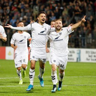 SV Babelsberg 03 vs. FSV Union Fürstenwalde