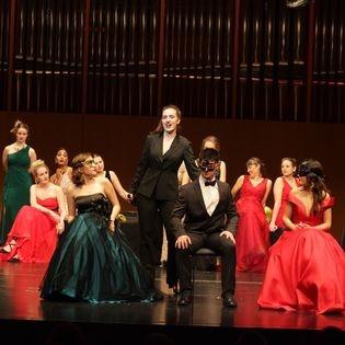Abschlusskonzerte des Operettenkurses