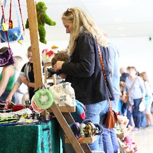 Erfurter handmade,design und Kreativmarkt / EHKM