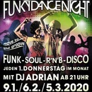 Funky Dance Night