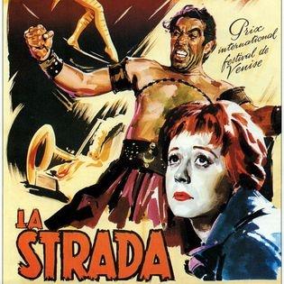 La Strada - Das Lied der Straße (OmU)