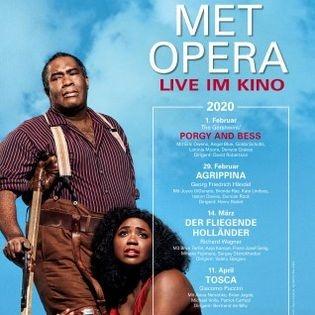 "Metropolitan Opera: ""The Gershwins's Porgy and Bess"""