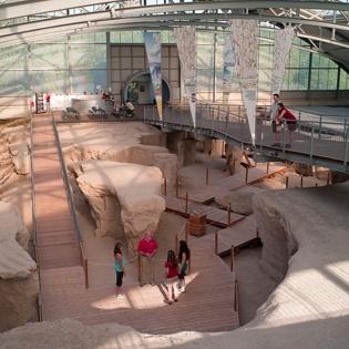 Vulkanpark Infozentrum und Römerbergwerk Meurin