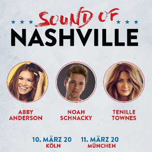Sound of Nashville presents Noah Schnacky + special Guest