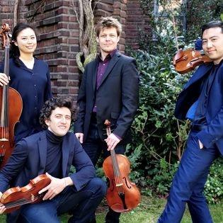 Karl Leister - Quartet Berlin-Tokyo