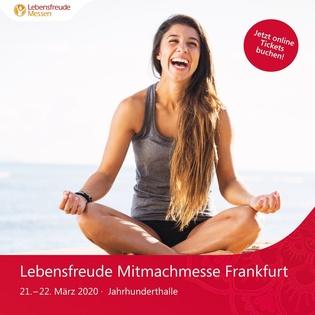 Lebensfreude Mitmachmesse Frankfurt 2020