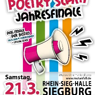 Poetry Slam Jahresfinale