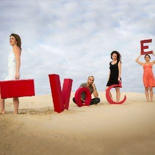 Quatuor Voce & Lise Berthaud