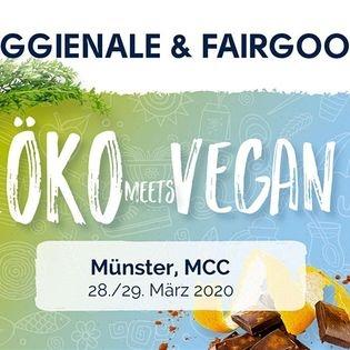 Veggienale & FairGoods Münster
