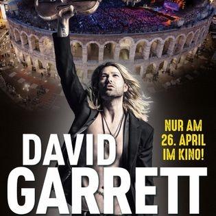 David Garrett - Unlimited: Live in Verona