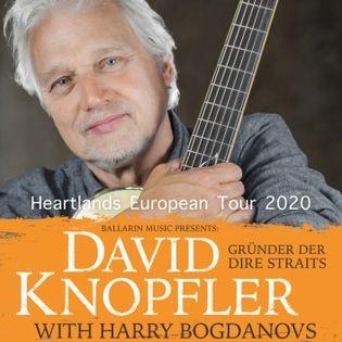 David Knopfler with Harry Bogdanovs