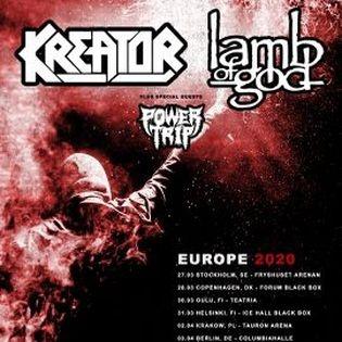 Kreator & Lamb of God