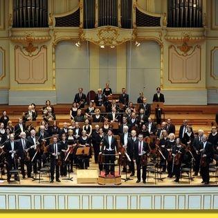 Sinfoniekonzert mit dem Orchester 91
