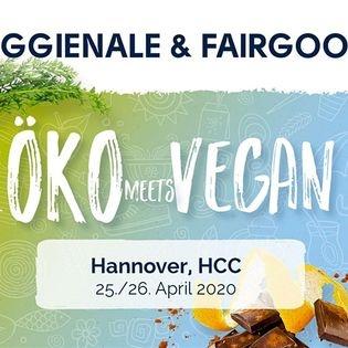 Veggienale & FairGoods Hannover