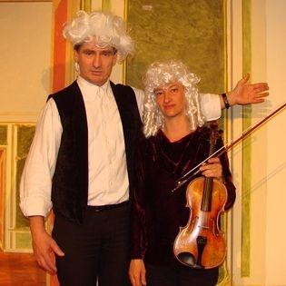 Wolfgang Amadeus - Eine Wunderkindheit