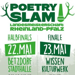 Poetry Slam Landesmeisterschaft