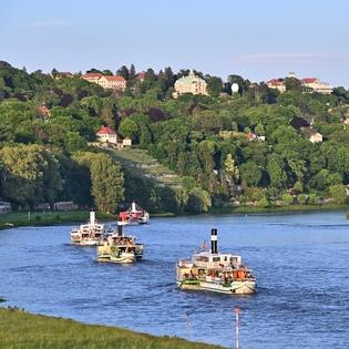 "Riverboat Shuffle ""Kurort Rathen"""