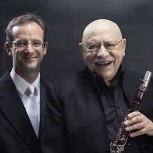 Giora Feidman & Sergej Tcherepanov