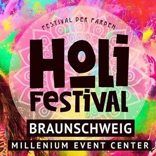 Holi Festival Braunschweig 2020