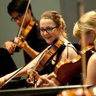Kammerorchester der Musikhochschule Lübeck