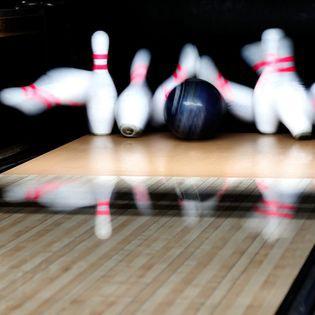 Ein Abend Bowlingspaß