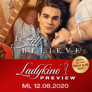 "Ladykino Preview: ""I still believe"""