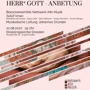 Herr* Gott - Anbetung