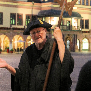 Rundgang mit Nachtwächter Bremme® in Leipzig