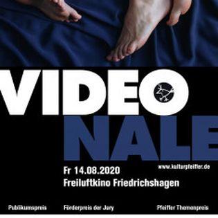 VIDEONALE 2020 im Freiluftkino