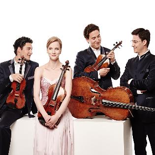Schumann Quartett & Matan Porat