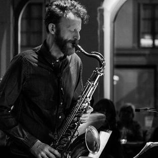 Nicolas Masson (Saxophon und Klarinette)