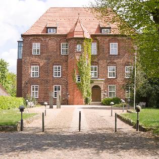 Schlossmuseum mit der Königsmarck Ausstellung