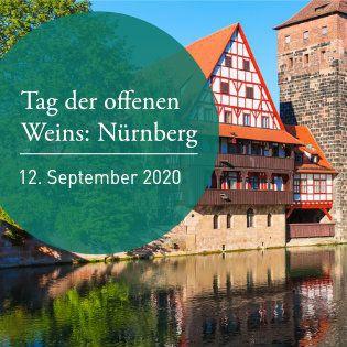 Tag des offenen Weins in Nürnberg