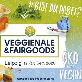 Veggienale & FairGoods Leipzig