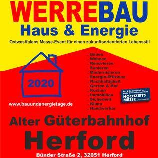 Willkommen zur WerreBau - Haus & Energie 2020