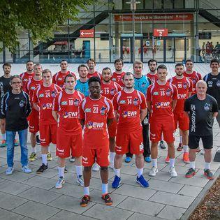 1. VfL Potsdam vs. Northeimer HC