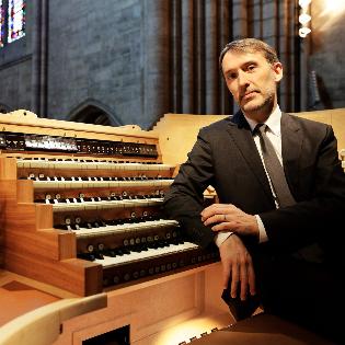 Konzert mit Orgel