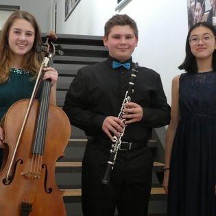 """""""Clara Schumann"""" beim Bundeswettbewerb """"Jugend musiziert"""""""