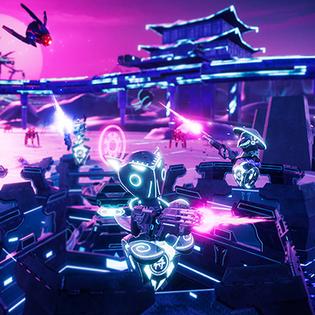 Gutschein Virtual Reality Lasertag / Hologate