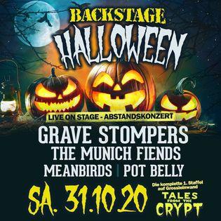 Halloween im Backstage