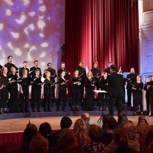 Kammerchor der Musikhochschule Mannheim / Harald Jers