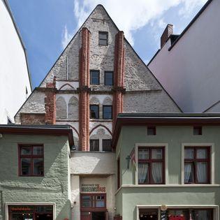 Museumshaus Mönchstraße 38