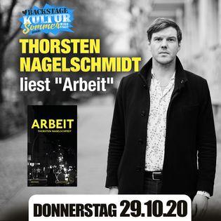 "Thorsten Nagelschmidt liest ""Arbeit"""