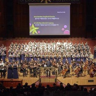 Zion Choir der Youngnak Presbyterian Church / Hyun