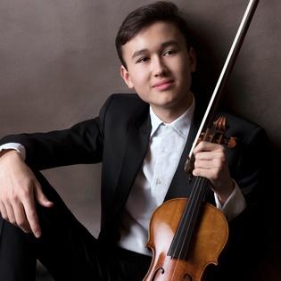 Daniel Lozakovich (Violine) & Mao Fujita (Klavier)
