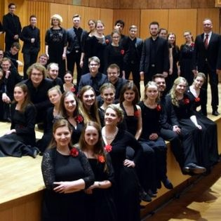 Madrigalchor der Hochschule für Musik und Theater München