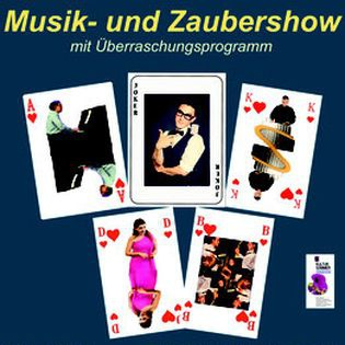 Musik- und Zaubershow