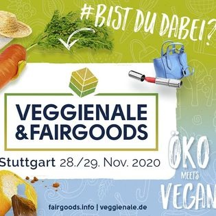 Veggienale & FairGoods Stuttgart