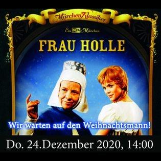 Frau Holle - wir warten auf den Weihnachtsmann